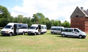 8 And 16 Seater Vehicles